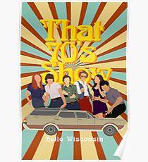 Diese 70'er Show Poster