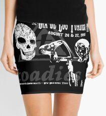 Dia de Los Toadies T-Shirt - Dark Colors Mini Skirt