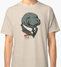 Hugh Manatee Classic T-Shirt
