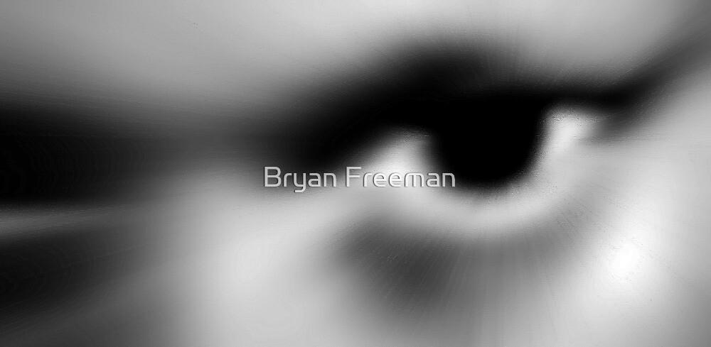 Alien Caught On Film by Bryan Freeman