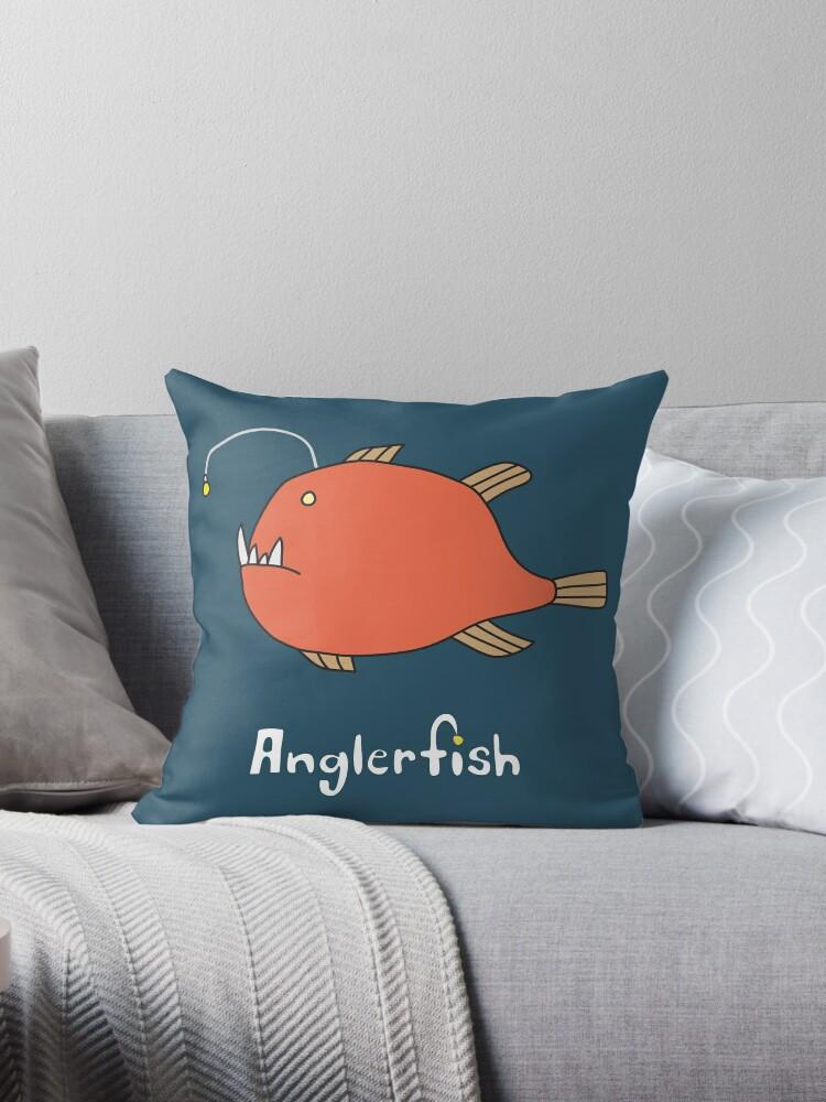 A for Anglerfish by Gillian J.