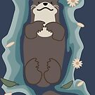 Otter Bliss... by Aakheperure