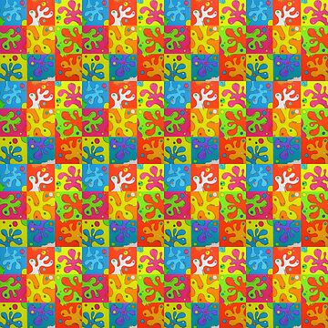 Candy Land Goo Pattern by jeremygwa
