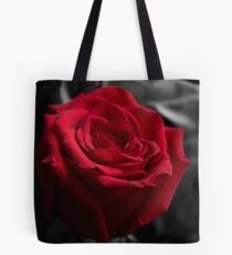 My love is like a red, red rose.. Tote Bag