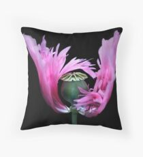 Pirouette  Throw Pillow