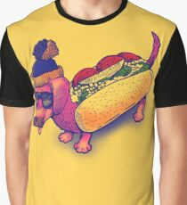 The Chicago Dog Graphic T-Shirt