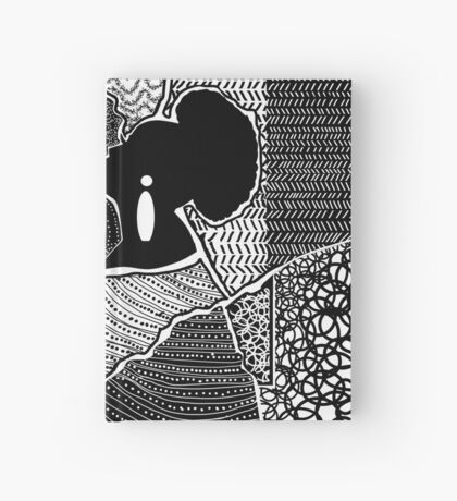 Myself and I Hardcover Journal