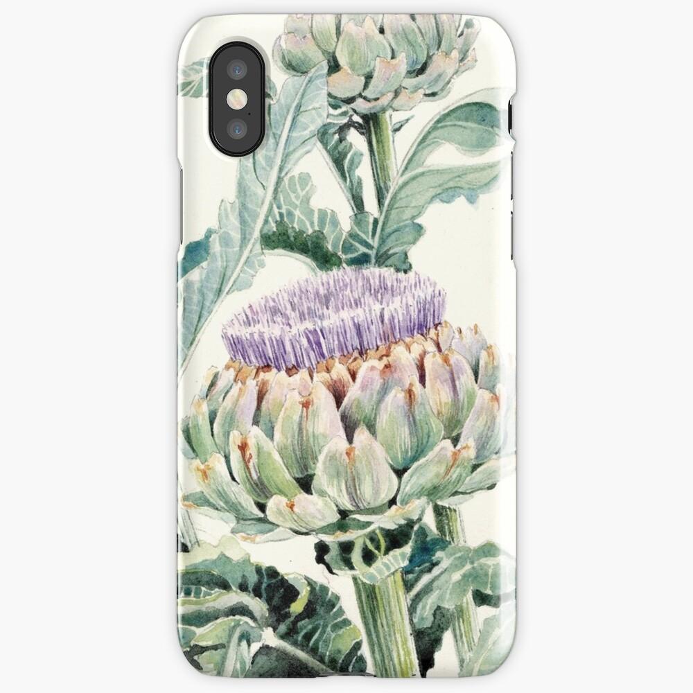 Artichokes  iPhone Case & Cover