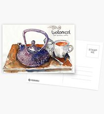 Teatime at Mt Coot-Tha Postcards