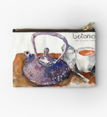 Teatime at Mt Coot-Tha Studio Pouch