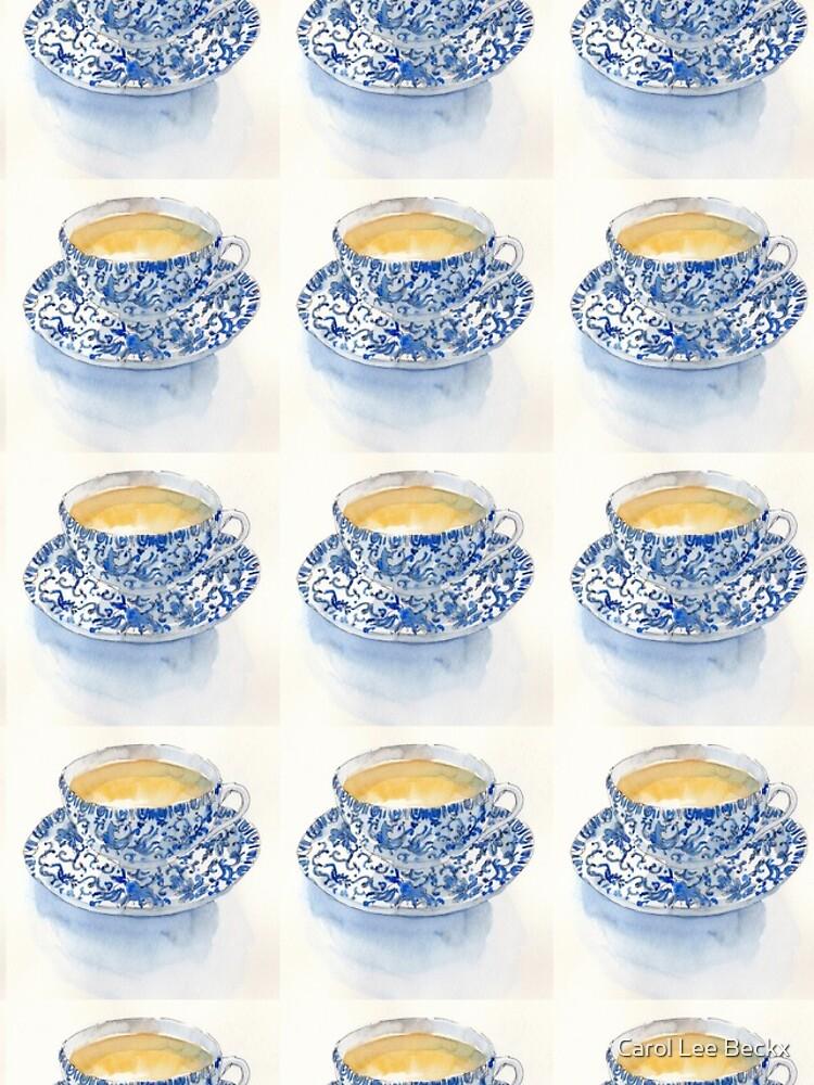 Japanese Teacup by Carol-Lee-Beckx
