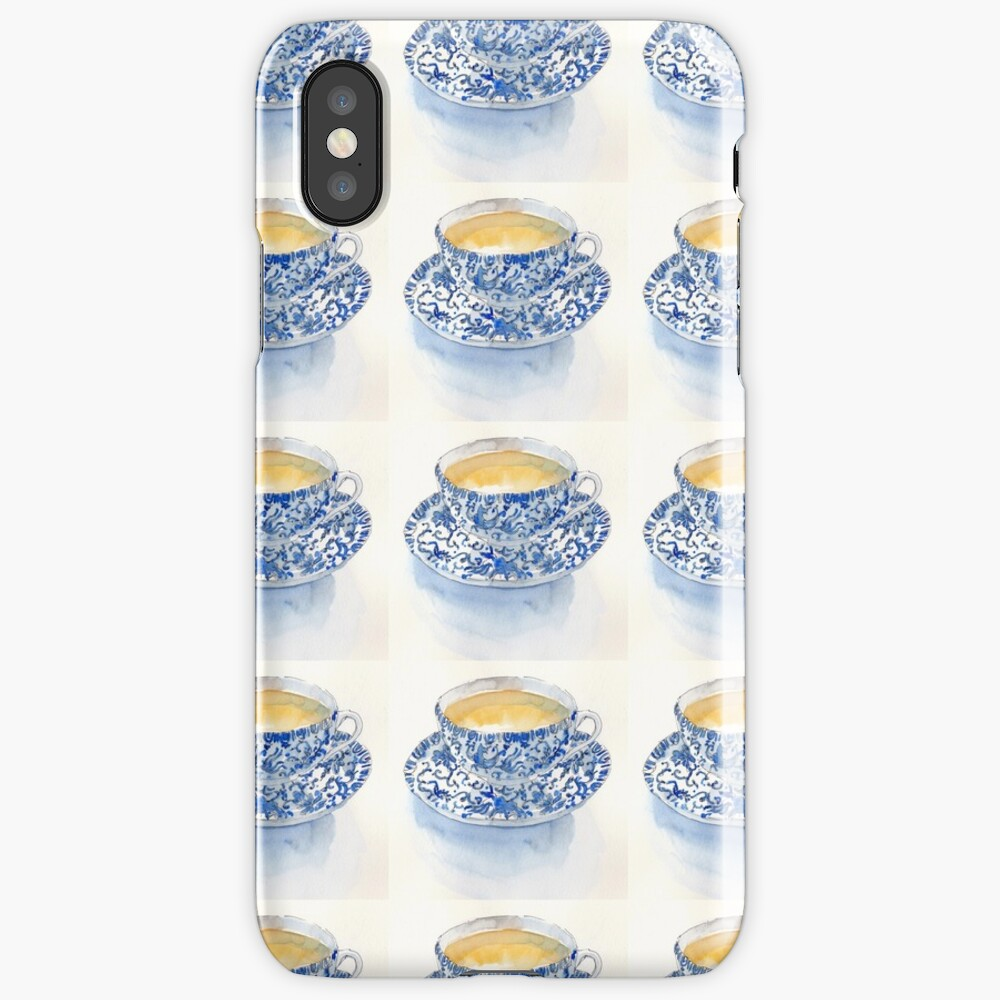 Japanese Teacup iPhone Case & Cover