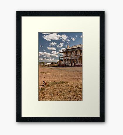 Rusticana Framed Print