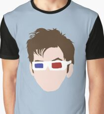 Timelord Glasses Graphic T-Shirt