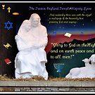 Heilige Familien-Weihnachtskarte von BlueMoonRose