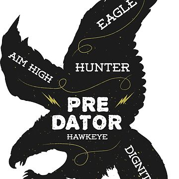 Predator Hawkeye by flipper42