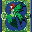 The Green Fairy by tigressdragon
