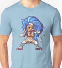 Felicia - Darkstalkers Sprite Unisex T-Shirt