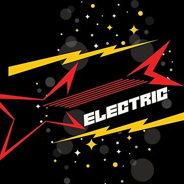 Electric Guitar Graphic Design by PragmaticFalcon