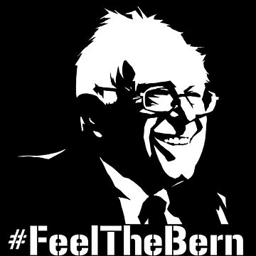 Feel The Bern T-Shirt by wantneedlove