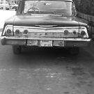 old cars b/w 9 by daisyzsn