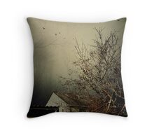 _ winter is coming _ Throw Pillow