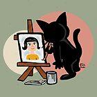 Painting by BATKEI