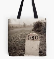 D80 landmark Tote Bag