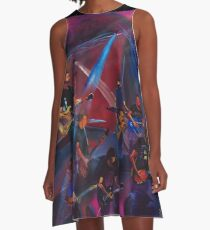 Hawkesbury Hotel series - Woodford and friends A-Line Dress