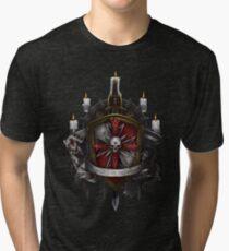 Black Templars Heraldry Tri-blend T-Shirt