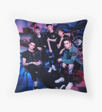 Why Don't We Throw Pillow