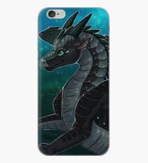 Wings of Fire - Moonwatcher iPhone Case