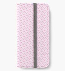 """Allura """"V""""  iPhone Wallet/Case/Skin"""