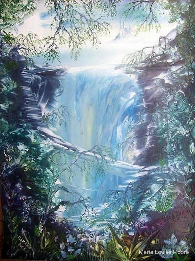 Elysian Falls by Maria Louise Moore