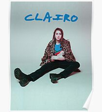 CLAIRO  Poster