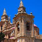 Melieha Parish Church by inglesina