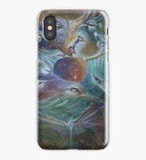 free spirits  iPhone Case/Skin