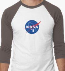 NASA TAR DIS Baseballshirt mit 3/4-Arm
