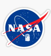NASA TAR DIS Sticker