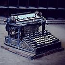 Typewriter by Kerri Ann Crau