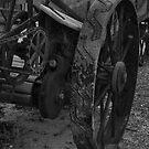 Iron Wheels by Karen Kaleta