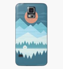 Cabin In The Snow Case/Skin for Samsung Galaxy