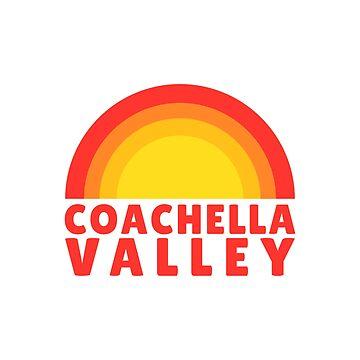 Coachella Valley Sunset  by lukassfr