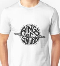 Rings of saturn Unisex T-Shirt