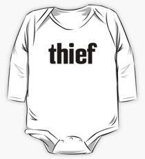 Thief Criminal Life One Piece - Long Sleeve