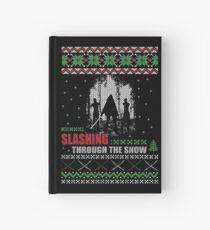 The Walking Dead - Michonne Ugly Christmas Sweater Hardcover Journal