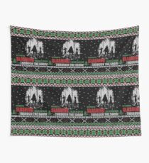 The Walking Dead - Michonne Ugly Christmas Sweater Wall Tapestry