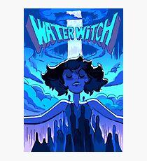Lapis Lazuli Water Witch Photographic Print