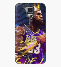 Lebron at the Lakers - Case/Skin for Samsung Galaxy