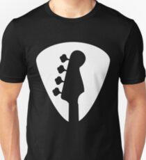 E guitar plectrum Unisex T-Shirt